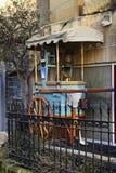 Stara ulica w Valletta Malta Obrazy Stock