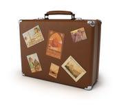 stara walizka Fotografia Royalty Free