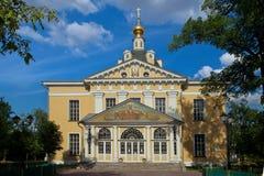 Stara wierzący katedra intercesja w Rogozhskaya Sloboda zdjęcie stock