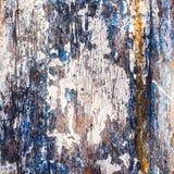 Stara wietrzejąca drewniana tekstura Obraz Royalty Free