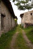 Stara wioska Zdjęcie Stock