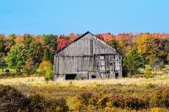 Stara xix wiek farma Fotografia Royalty Free