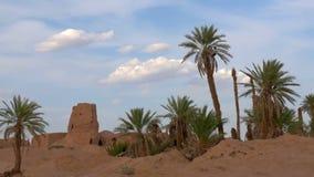 stara zaniechana adobe wioska zbiory