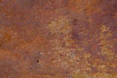 stara zardzewiała struktura metalowa Obraz Royalty Free