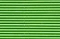 Stara zielona rolkowa żaluzja obrazy stock