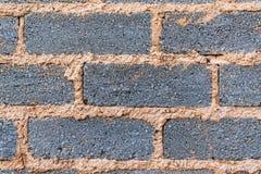 Staranny Siwieje i Brown OCD cegły kamienie obrazy stock
