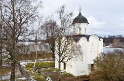Staraya Ladoga, Russia Royalty Free Stock Photography