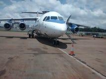 Starbow samolot Zdjęcie Royalty Free