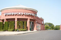 Starbuck's Coffee Royalty Free Stock Image