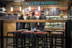 Starbuck's Stock Images