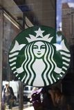 starbucks Photographie stock libre de droits