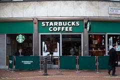 starbucks Stock Foto's