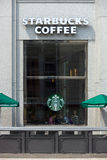 Starbucks Coffee at Potsdamer Platz Royalty Free Stock Image