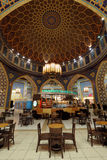 Starbucks-Kaffee Ibn Battuta im Mall Lizenzfreie Stockfotos
