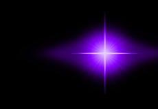 starburst космоса Стоковые Фотографии RF