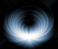 starburst орла конструкции предпосылки голубое Стоковое Изображение RF