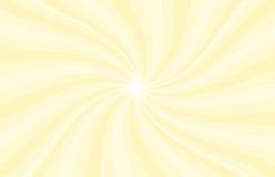 starburst солнечное Стоковое Изображение