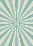 Αναδρομικό στενό κάθετο υπόβαθρο φωτός του ήλιου Χλωμός - μπλε και μπεζ υπόβαθρο έκρηξης χρώματος απεικόνιση αποθεμάτων