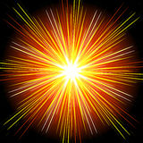 Starburst Stock Photography