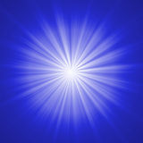 Starburst abstract Background Royalty Free Stock Photos