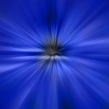 Starburst blue abstract background. For your webdesign Royalty Free Stock Images