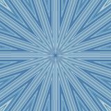 Starburst Cool Lines Background Royalty Free Stock Photo