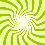 Starburst espiral, sistema del fondo del resplandor solar Líneas, rayas con el giro, efecto giratorio de la distorsión libre illustration