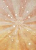 Starburst grunge Hintergrund Stockbild
