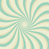 Starburst retro background Royalty Free Stock Photography