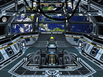 Starcarrier para dentro Foto de Stock