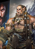 Starcraft wax figure Royalty Free Stock Images