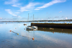 Starcross Devon England Royalty Free Stock Photography