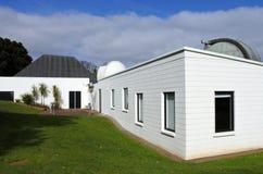 Stardome观测所和天文馆在奥克兰新西兰 免版税图库摄影