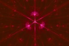 Stardust abstrato no fundo escuro ilustração do vetor