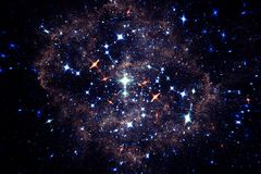 Stardust Royalty Free Stock Images