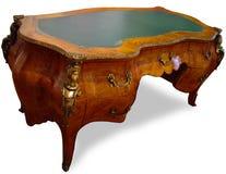 stare biurko Obrazy Royalty Free