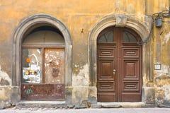 Stare bramy Fotografia Stock