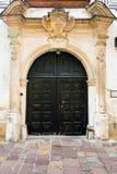 Stare bramy Obrazy Royalty Free