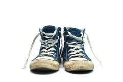 stare buty Zdjęcia Stock