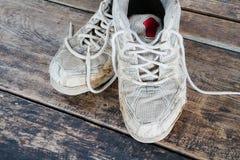 stare buty sportowe Obrazy Stock
