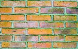 Stare cegły Obrazy Royalty Free