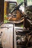 stare ciężarówki Obrazy Stock