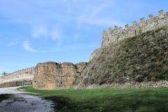 Stare ściany Zdjęcie Stock