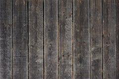 Stare ciemne drewniane grunge deski Zdjęcia Stock
