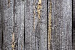 Stare drewniane deski Tło Fotografia Royalty Free