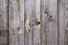 Stare drewniane deski Tło Zdjęcie Royalty Free