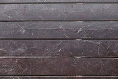Stare drewniane deski z narysami tło lub tekstura obraz stock
