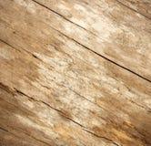 Stare drewniane podłoga Fotografia Stock