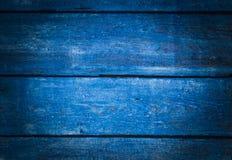 Stare drewniane tekstur purpury z ciemną winietą fotografia stock