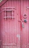 stare drzwi Zdjęcia Royalty Free